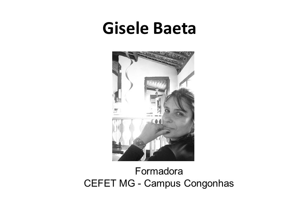 CEFET MG - Campus Congonhas