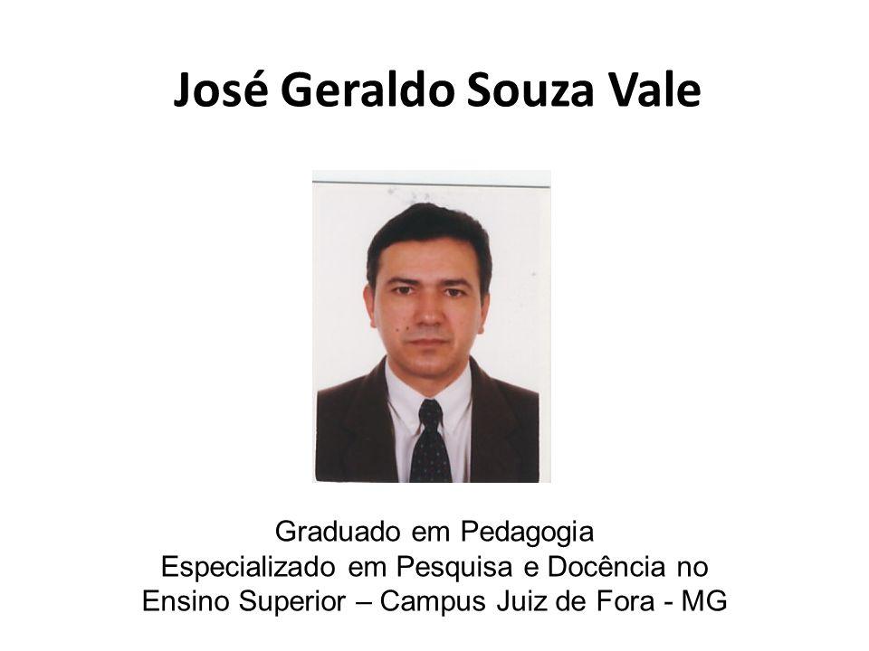 José Geraldo Souza Vale
