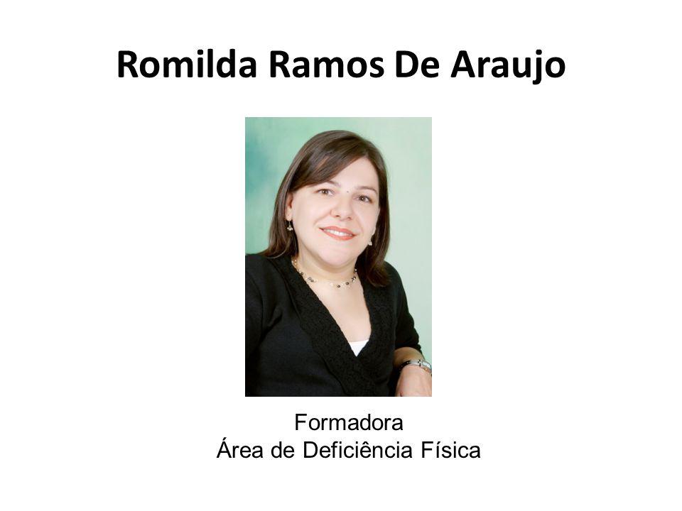 Romilda Ramos De Araujo