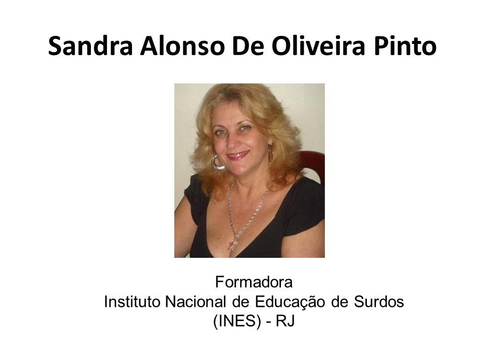 Sandra Alonso De Oliveira Pinto