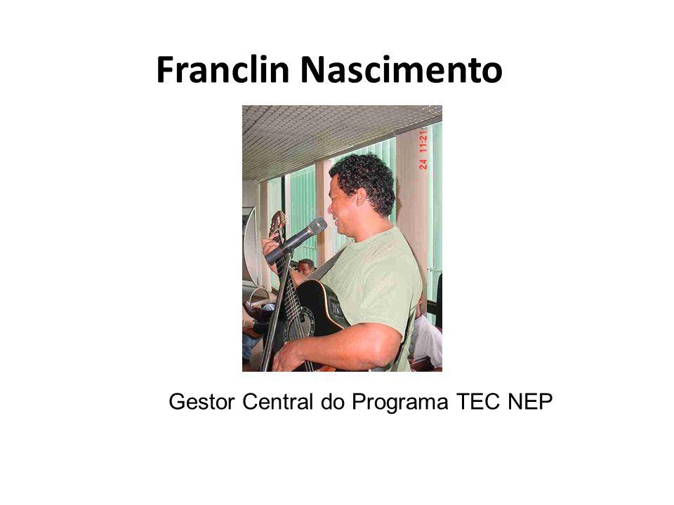 Gestor Central do Programa TEC NEP