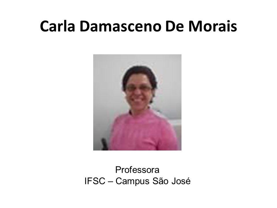 Carla Damasceno De Morais