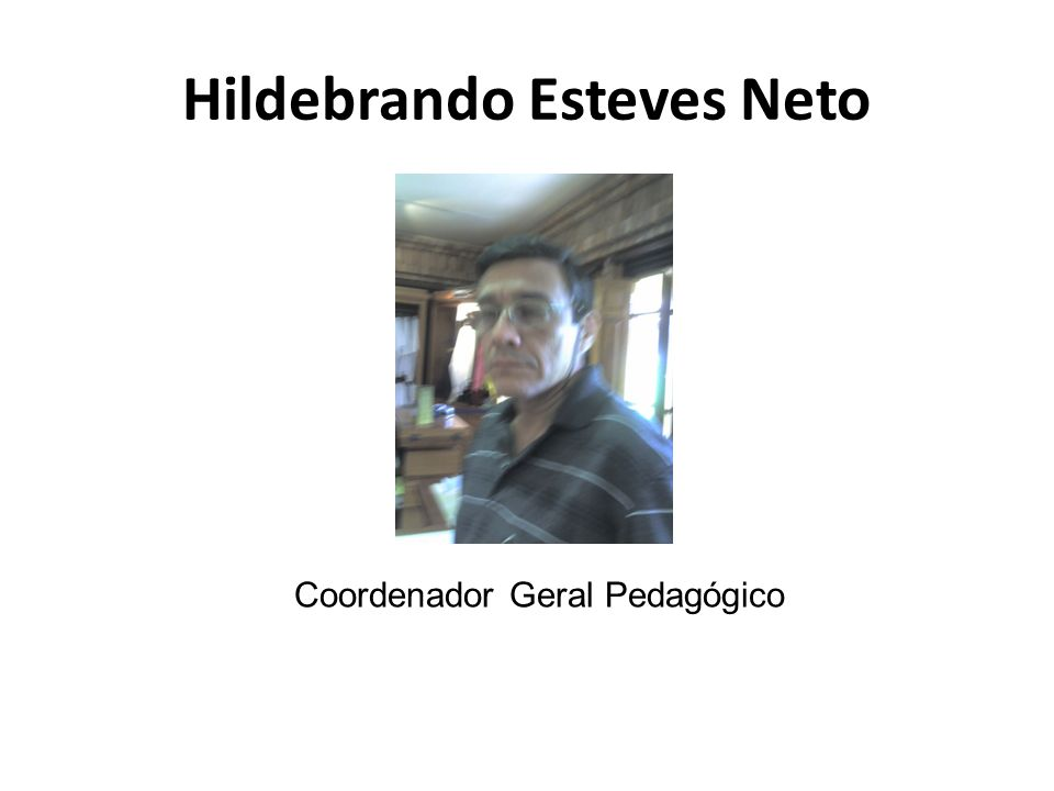 Hildebrando Esteves Neto