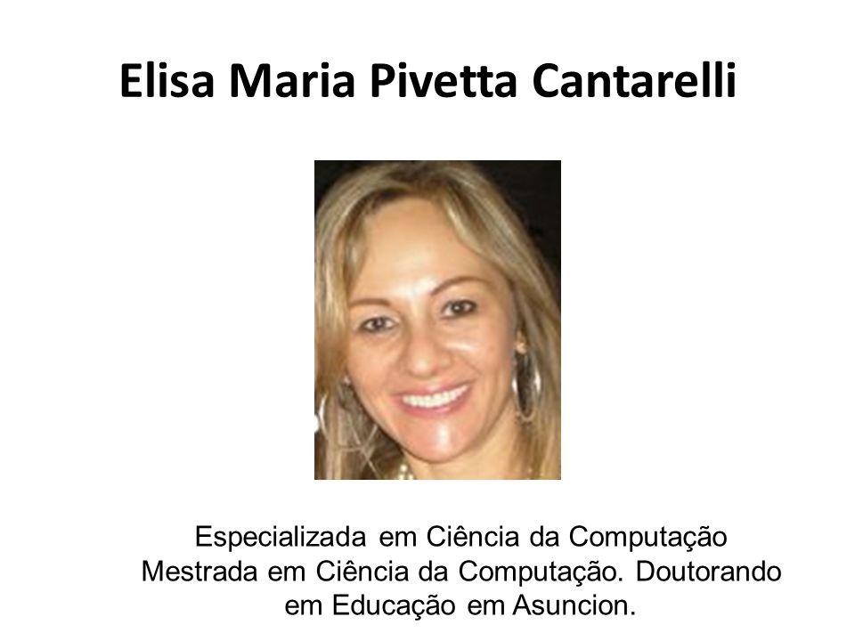 Elisa Maria Pivetta Cantarelli