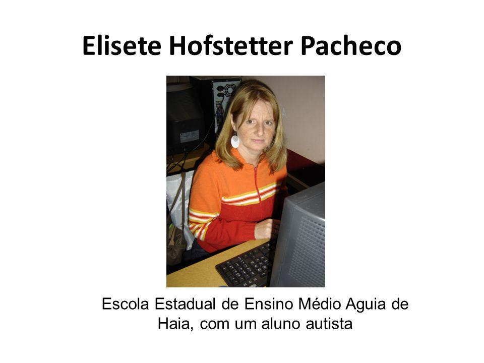 Elisete Hofstetter Pacheco