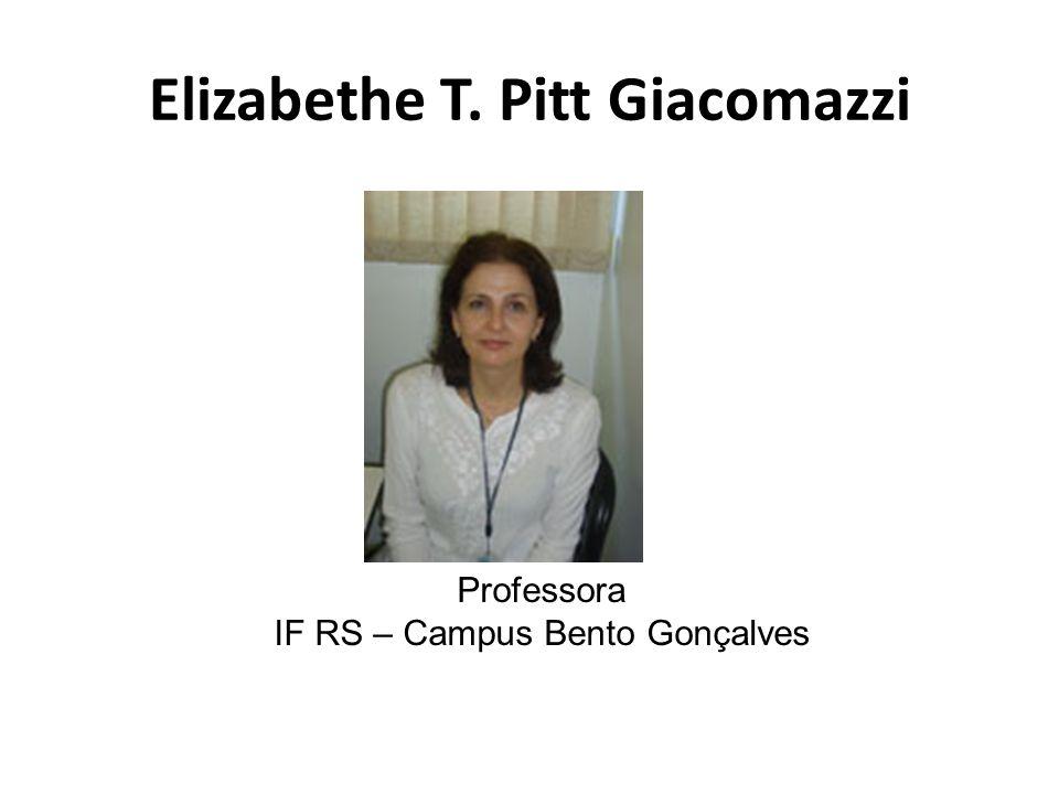 Elizabethe T. Pitt Giacomazzi