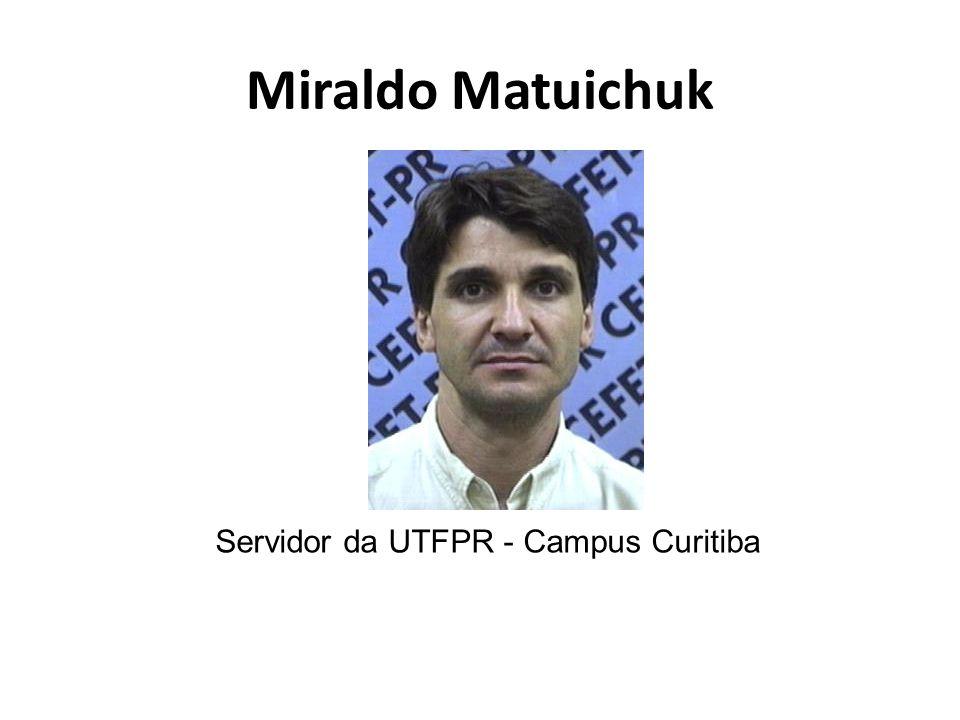Servidor da UTFPR - Campus Curitiba