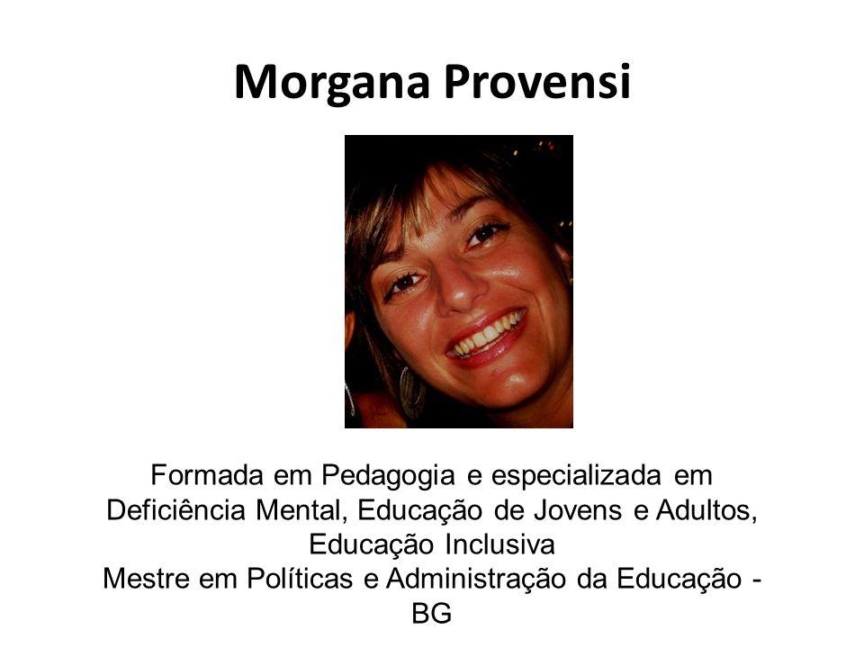 Mestre em Políticas e Administração da Educação - BG