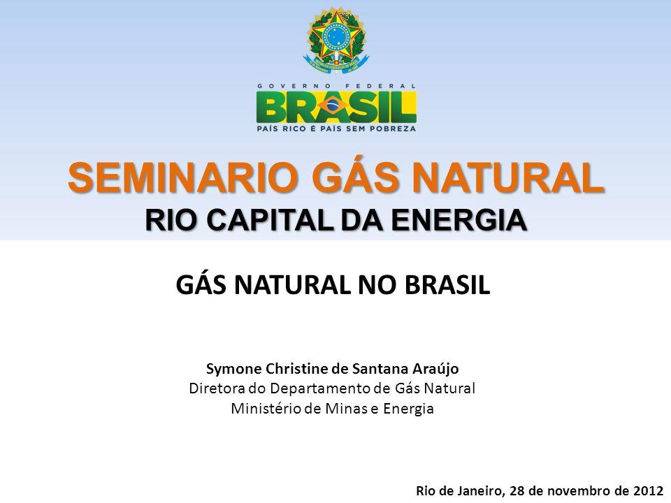SEMINARIO GÁS NATURAL RIO CAPITAL DA ENERGIA