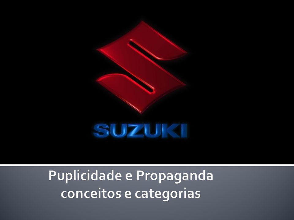 Puplicidade e Propaganda conceitos e categorias