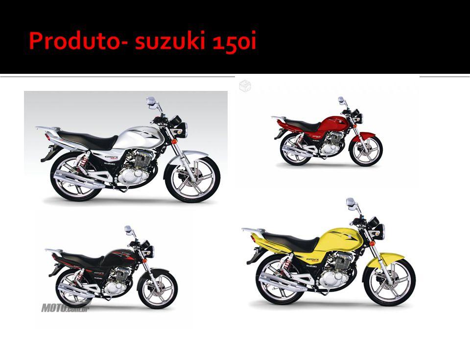 Produto- suzuki 150i