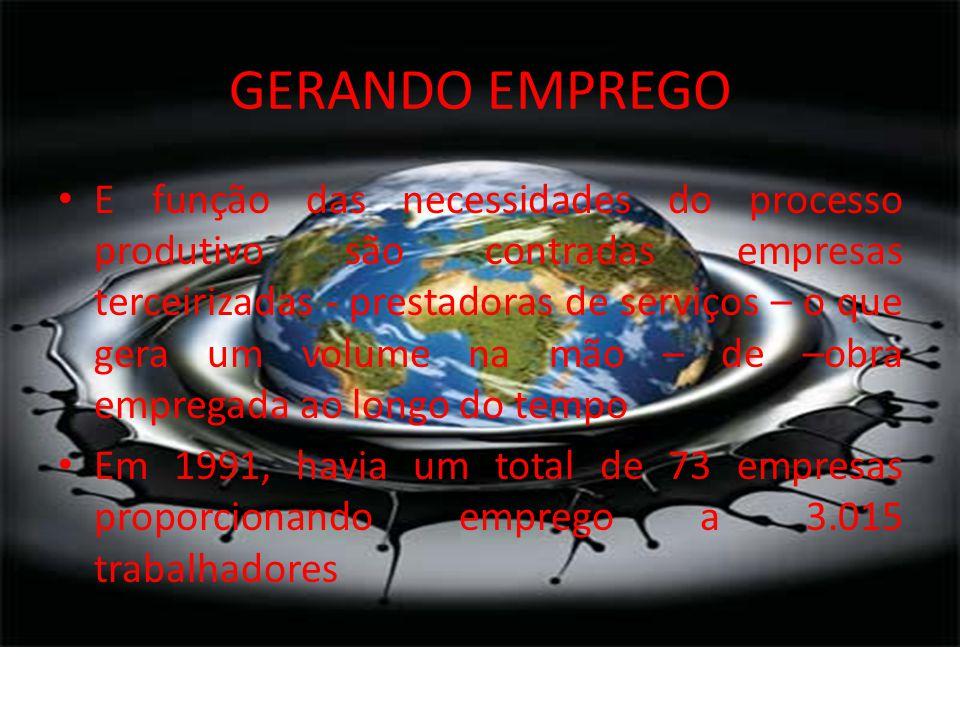 GERANDO EMPREGO
