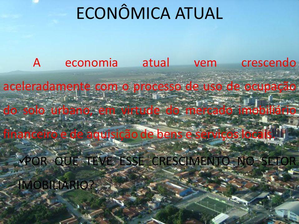 ECONÔMICA ATUAL