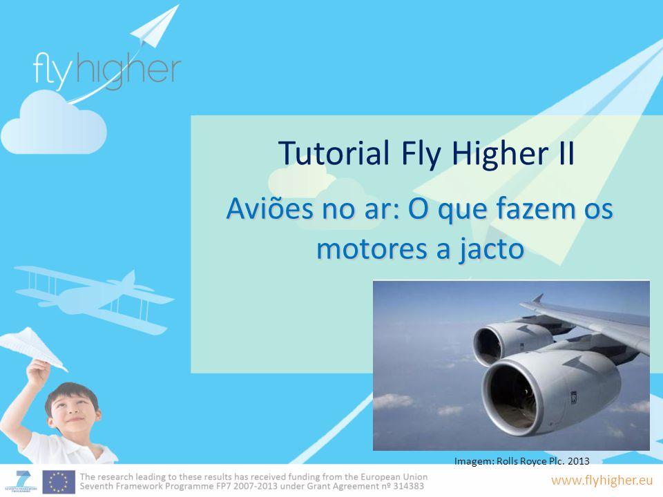 Aviões no ar: O que fazem os motores a jacto