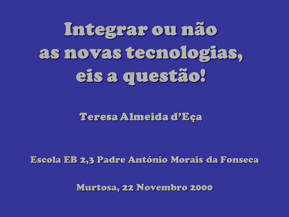 Escola EB 2,3 Padre António Morais da Fonseca