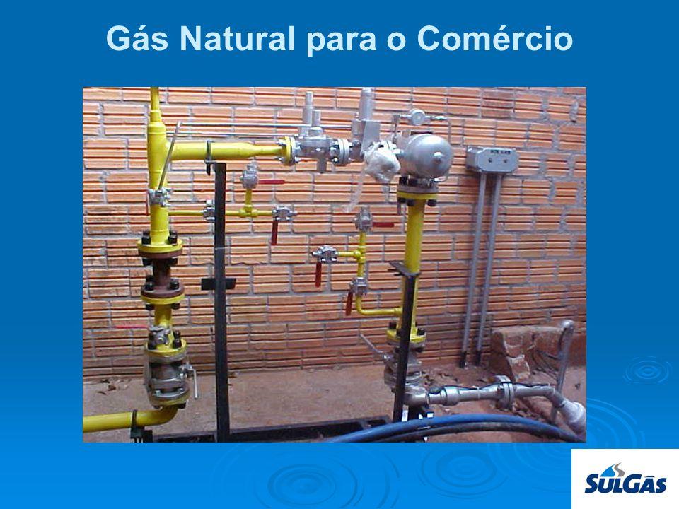 Gás Natural para o Comércio