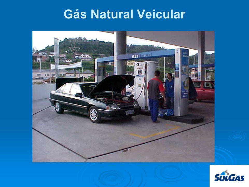 Gás Natural Veicular