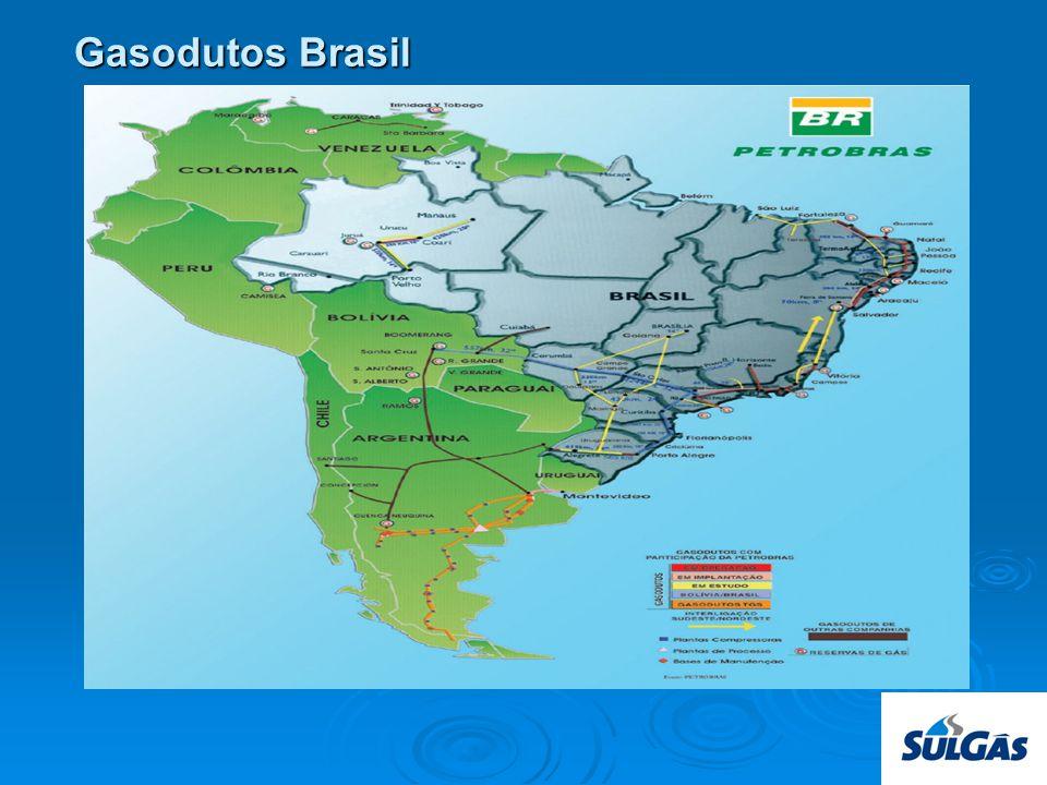 Gasodutos Brasil