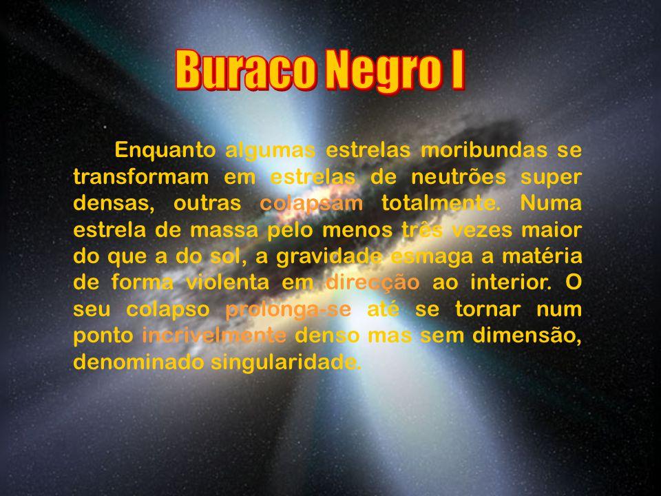 Buraco Negro I