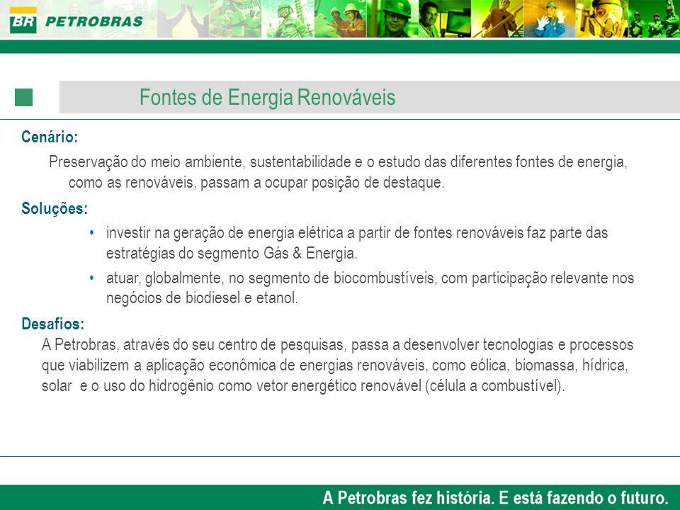 Fontes de Energia Renováveis