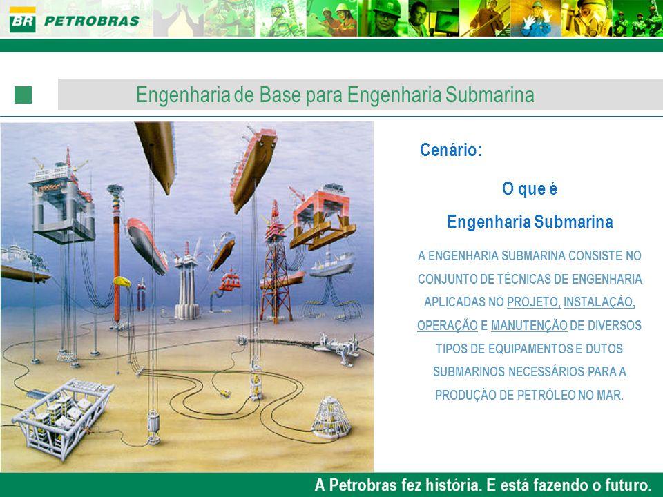Engenharia de Base para Engenharia Submarina