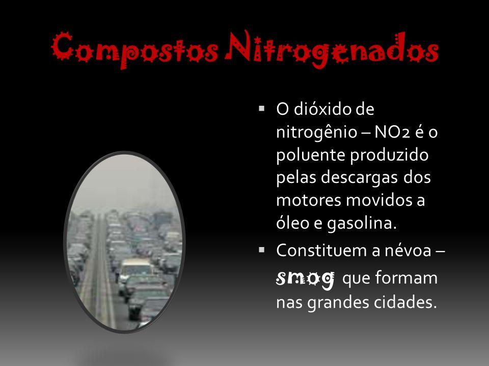 Compostos Nitrogenados