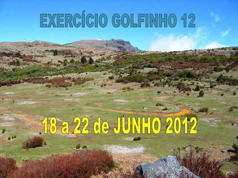 EXERCÍCIO GOLFINHO 12 18 a 22 de JUNHO 2012