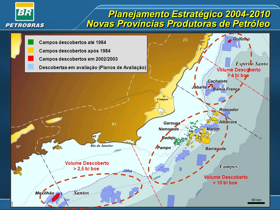 Planejamento Estratégico 2004-2010