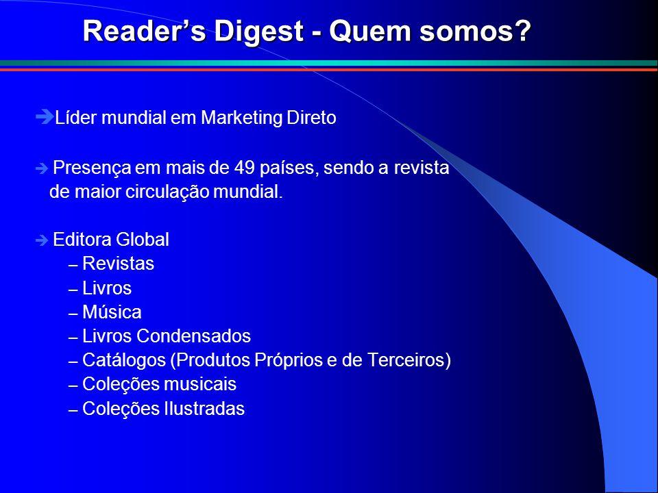 Reader's Digest - Quem somos