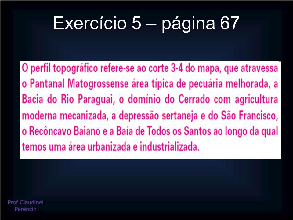 Exercício 5 – página 67