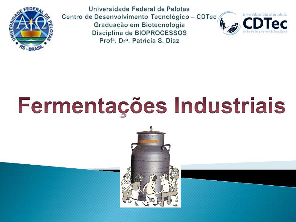 Fermentações Industriais