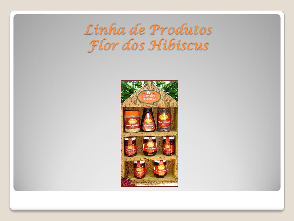 Linha de Produtos Flor dos Hibiscus