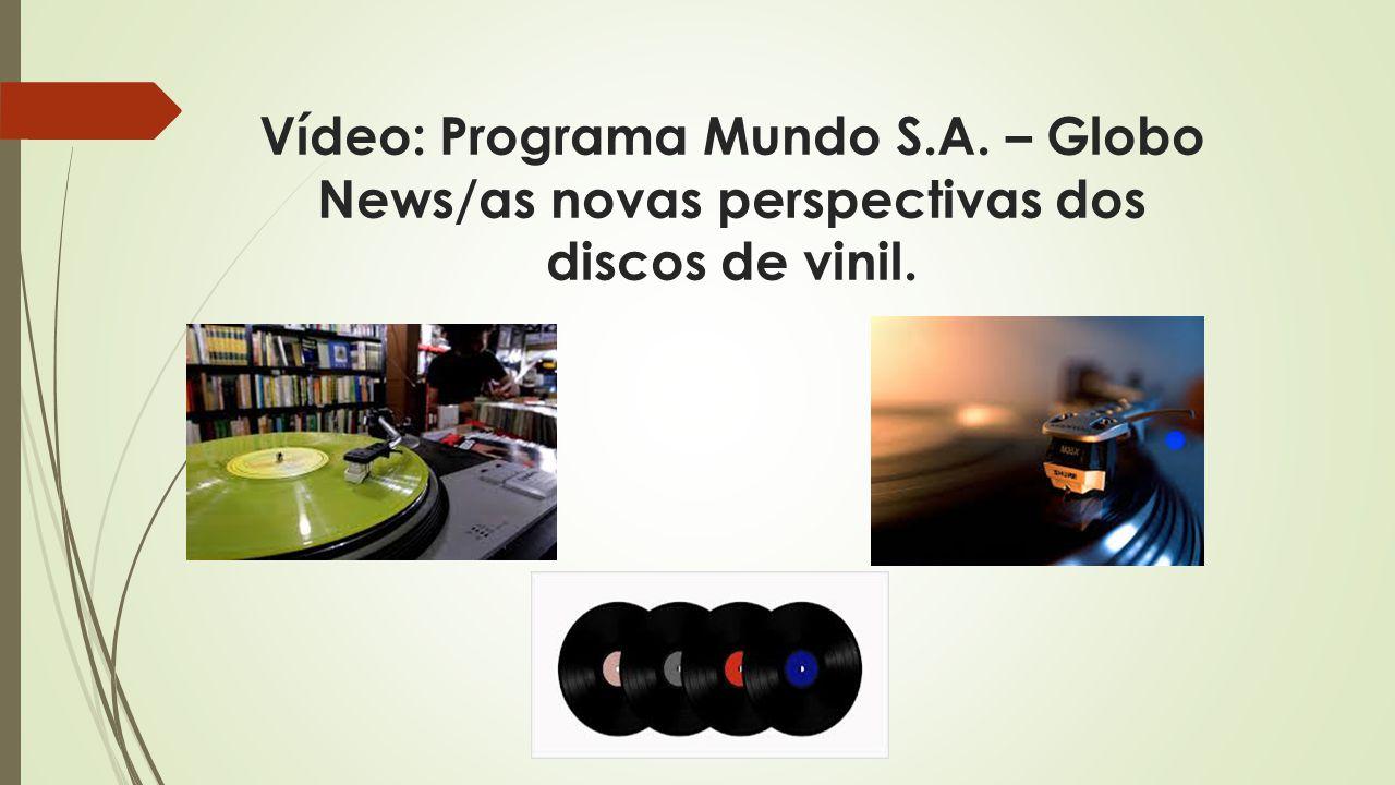 Vídeo: Programa Mundo S. A