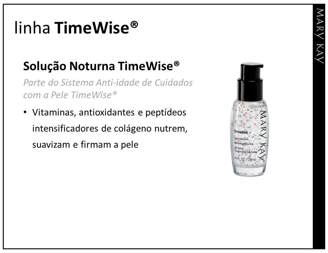 linha TimeWise® Solução Noturna TimeWise®