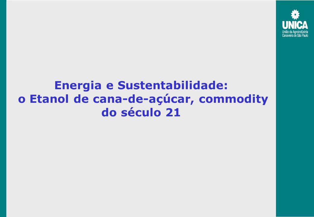 Energia e Sustentabilidade: