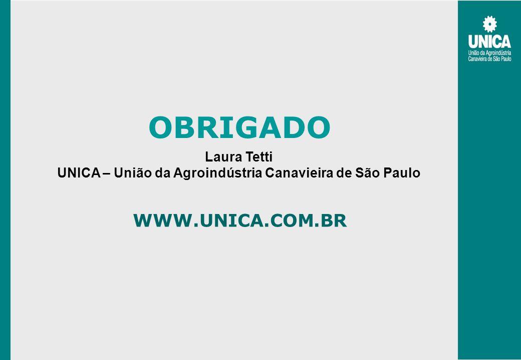 UNICA – União da Agroindústria Canavieira de São Paulo