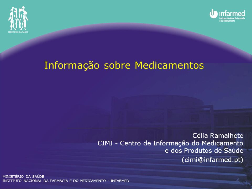 Informação sobre Medicamentos