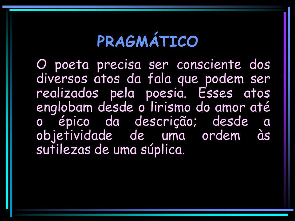 PRAGMÁTICO