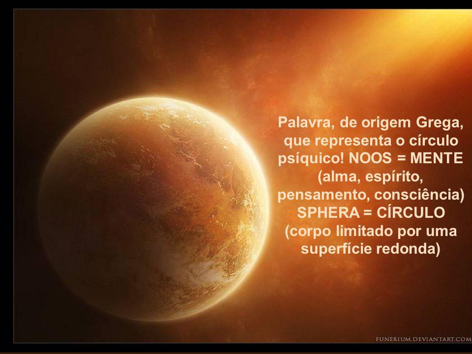 Palavra, de origem Grega, que representa o círculo psíquico