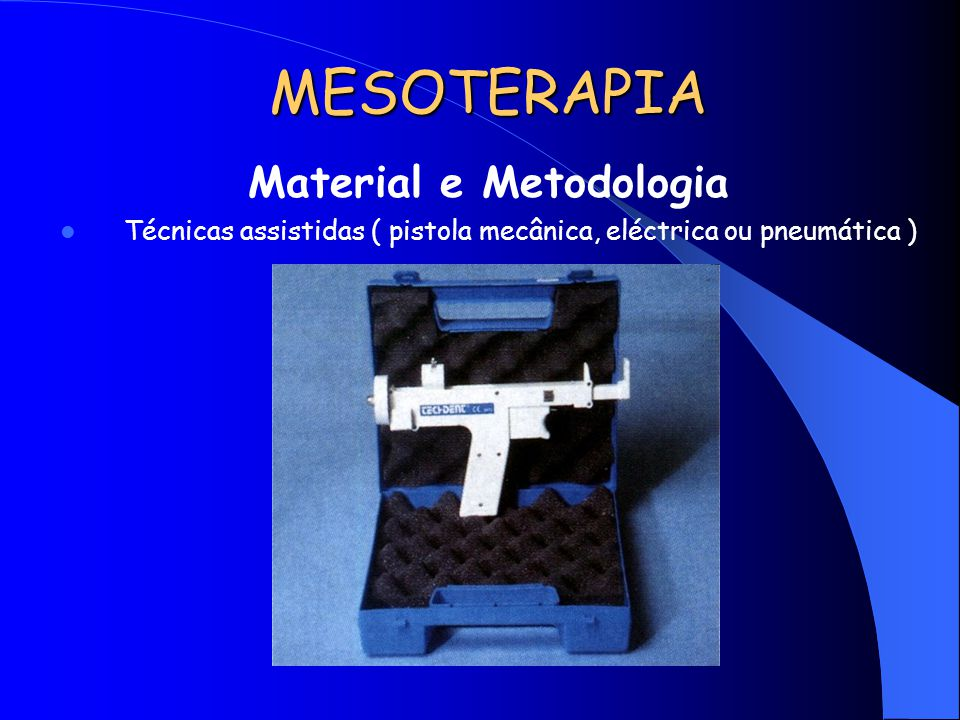 Material e Metodologia