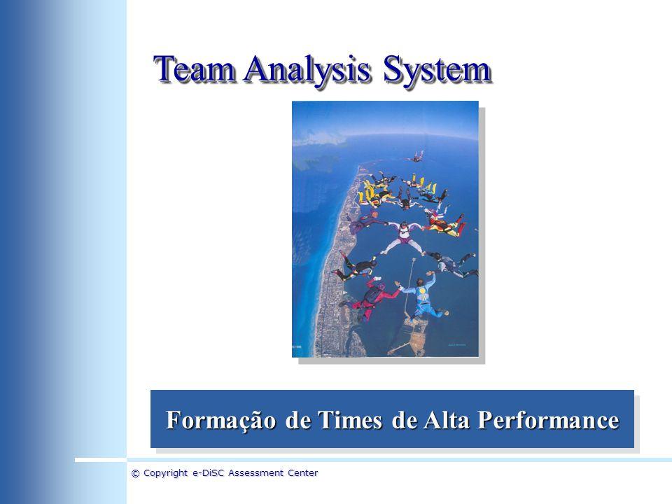 Formação de Times de Alta Performance