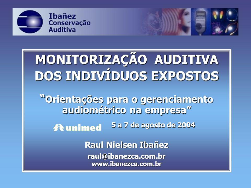 Orientações para o gerenciamento audiométrico na empresa
