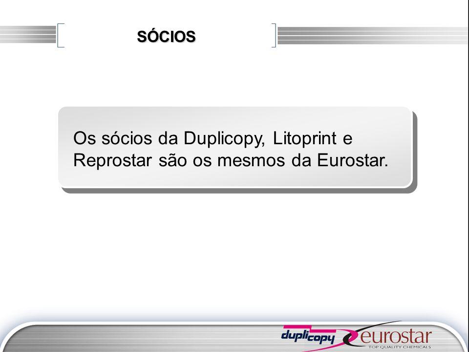 Os sócios da Duplicopy, Litoprint e