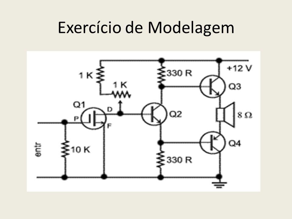 Exercício de Modelagem