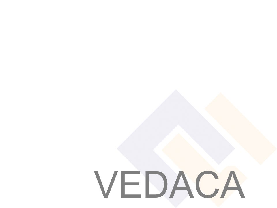 VEDACAO