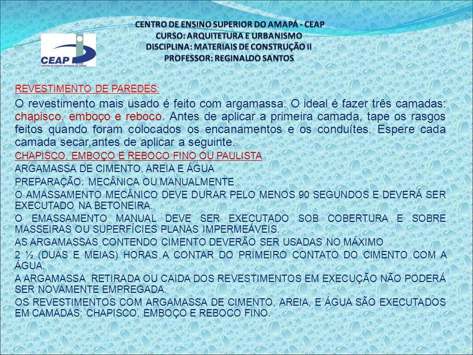 CENTRO DE ENSINO SUPERIOR DO AMAPÁ - CEAP
