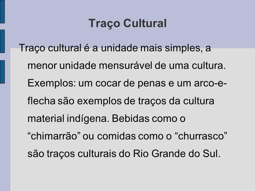 Traço Cultural