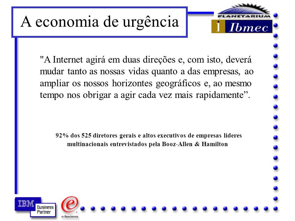 A economia de urgência