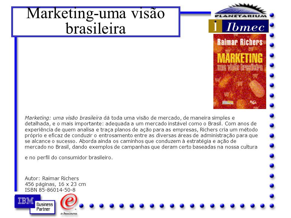 Marketing-uma visão brasileira