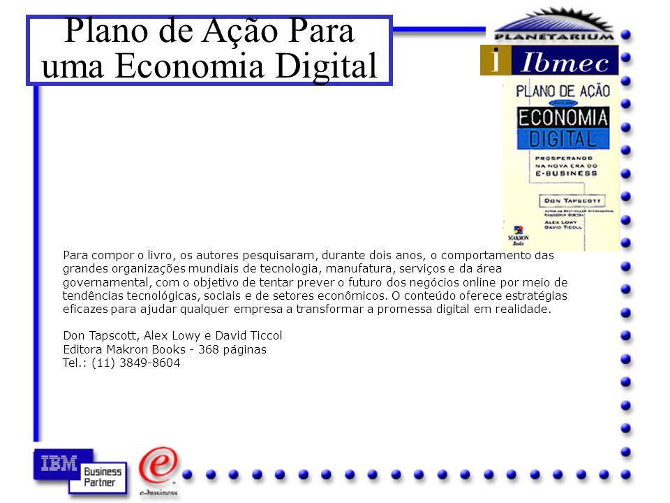 Plano de Ação Para uma Economia Digital